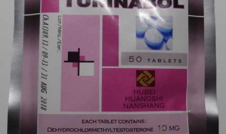 Dosage de Turinabol
