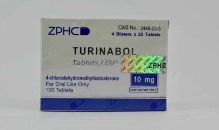 Acheter en ligne Turinabol Original sur le Marché Noir